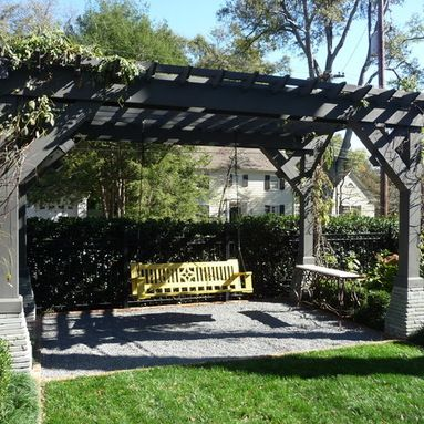 Grape Arbor Plans Design Ideas, Pictures, Remodel and Decor grape