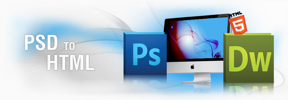 PSD to HTML services are quite easy to use, but for a professional and effective website, you need to hire any experienced web development, who has sound knowledge of HTML conversion service.