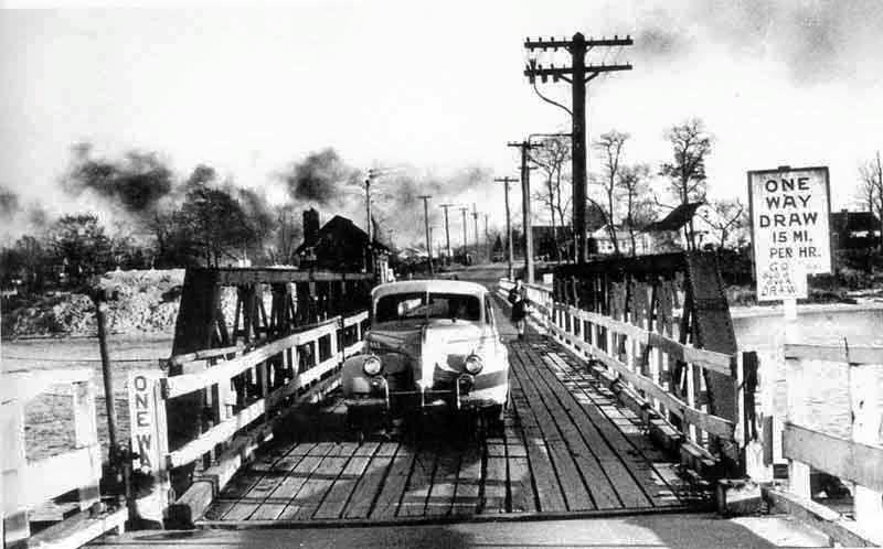 Stoney Creek Bridge In Pasadena Md November 19 1946