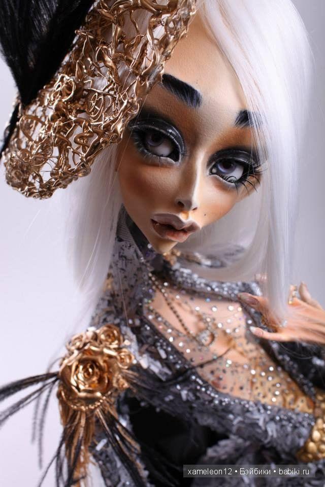 Интервью с автором кукол Галиной Дмитрук - Бэйбики (с ...
