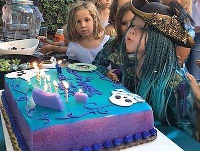 Descendants 2 Pirate Party Birthday Ideas