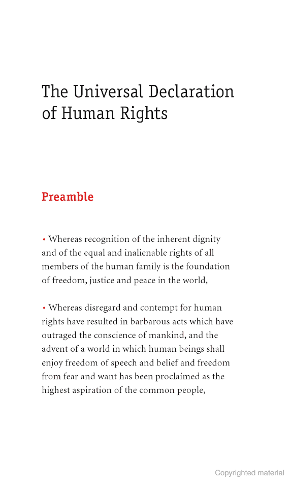 The Universal Declaration Of Human Rights Michel Streich Google Books Declaration Of Human Rights Human Rights Human