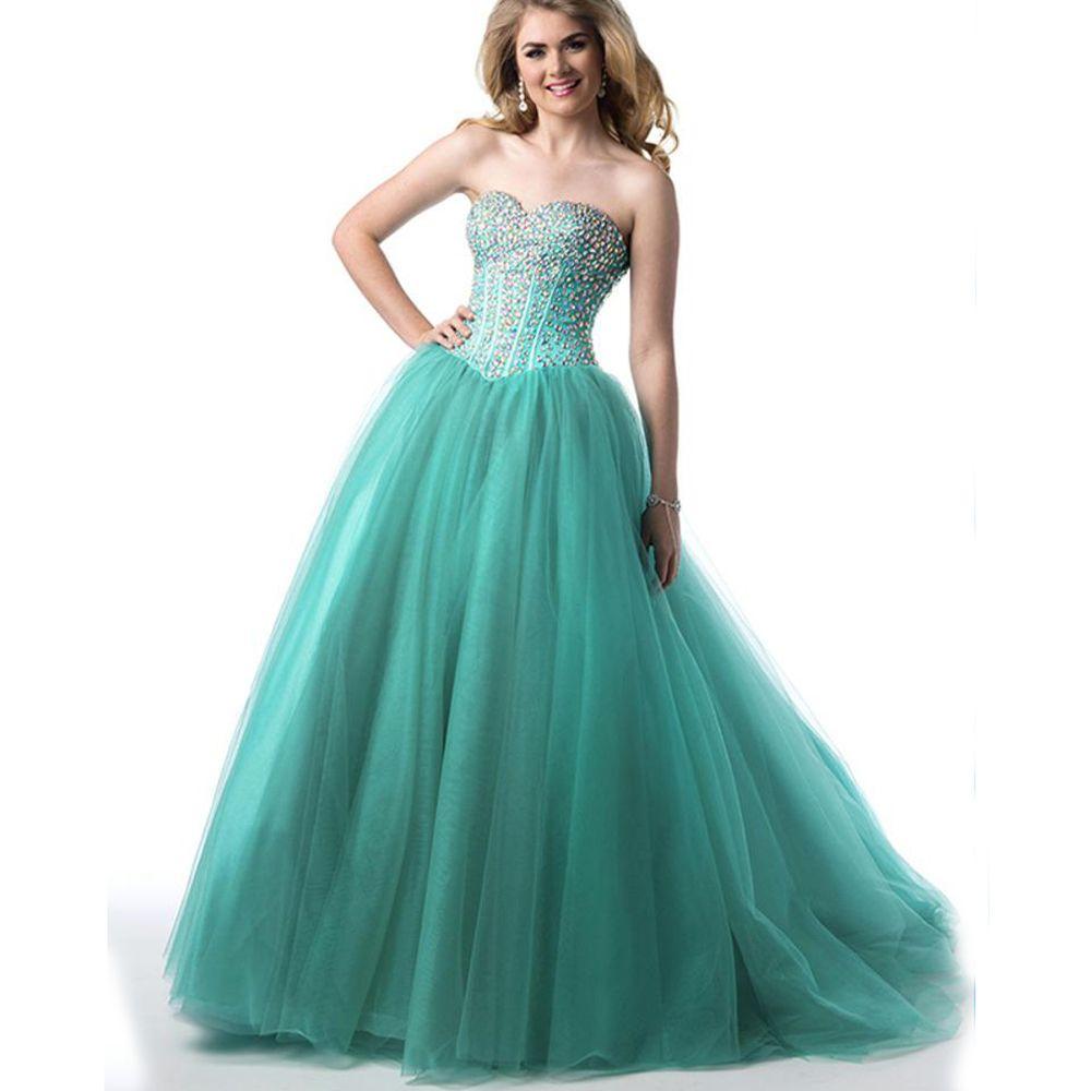 imagenes de diseños de vestido de 15 ñaos color turquesa - Buscar ...