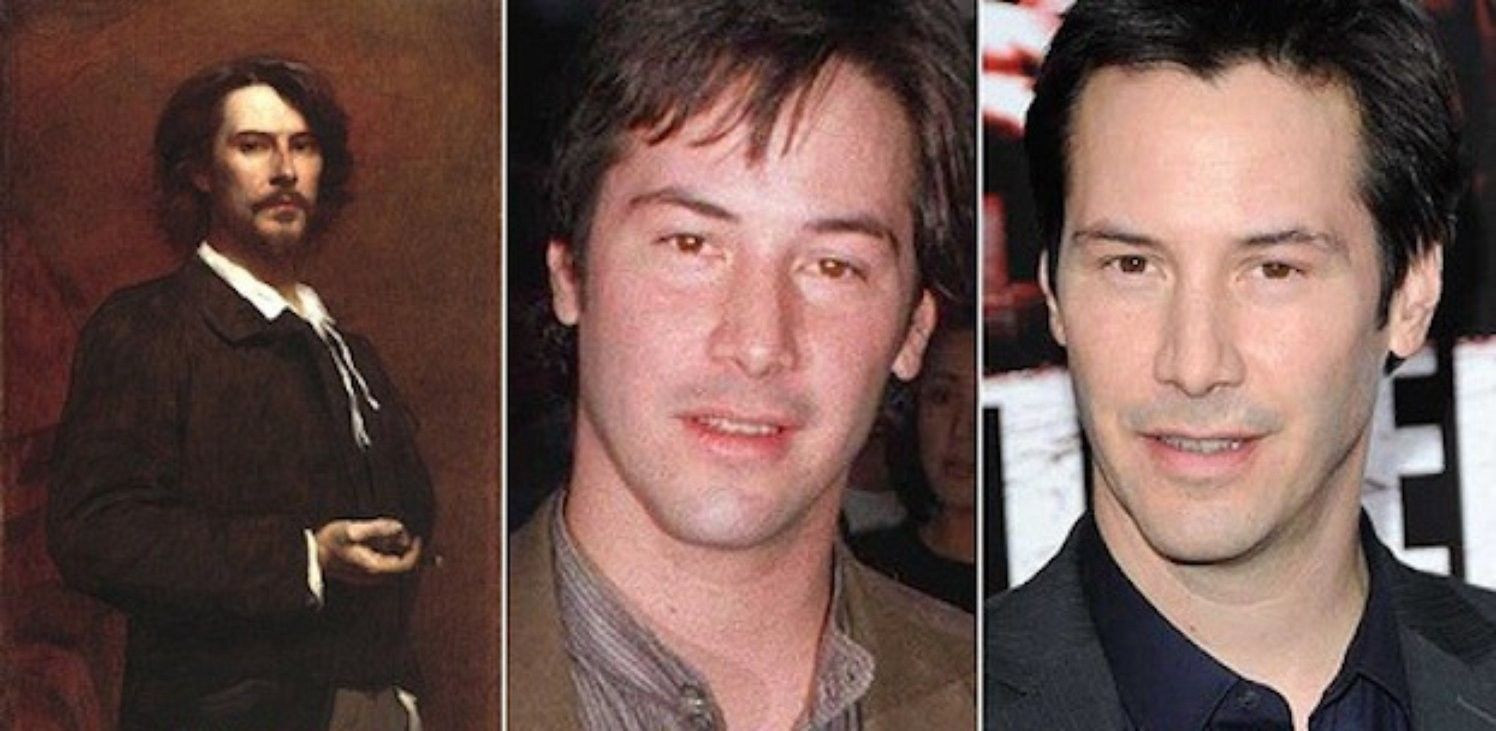 You Won't Believe What Your Eyes Are Telling You After Seeing These 10 Immortal Celebrities via www.bored.com