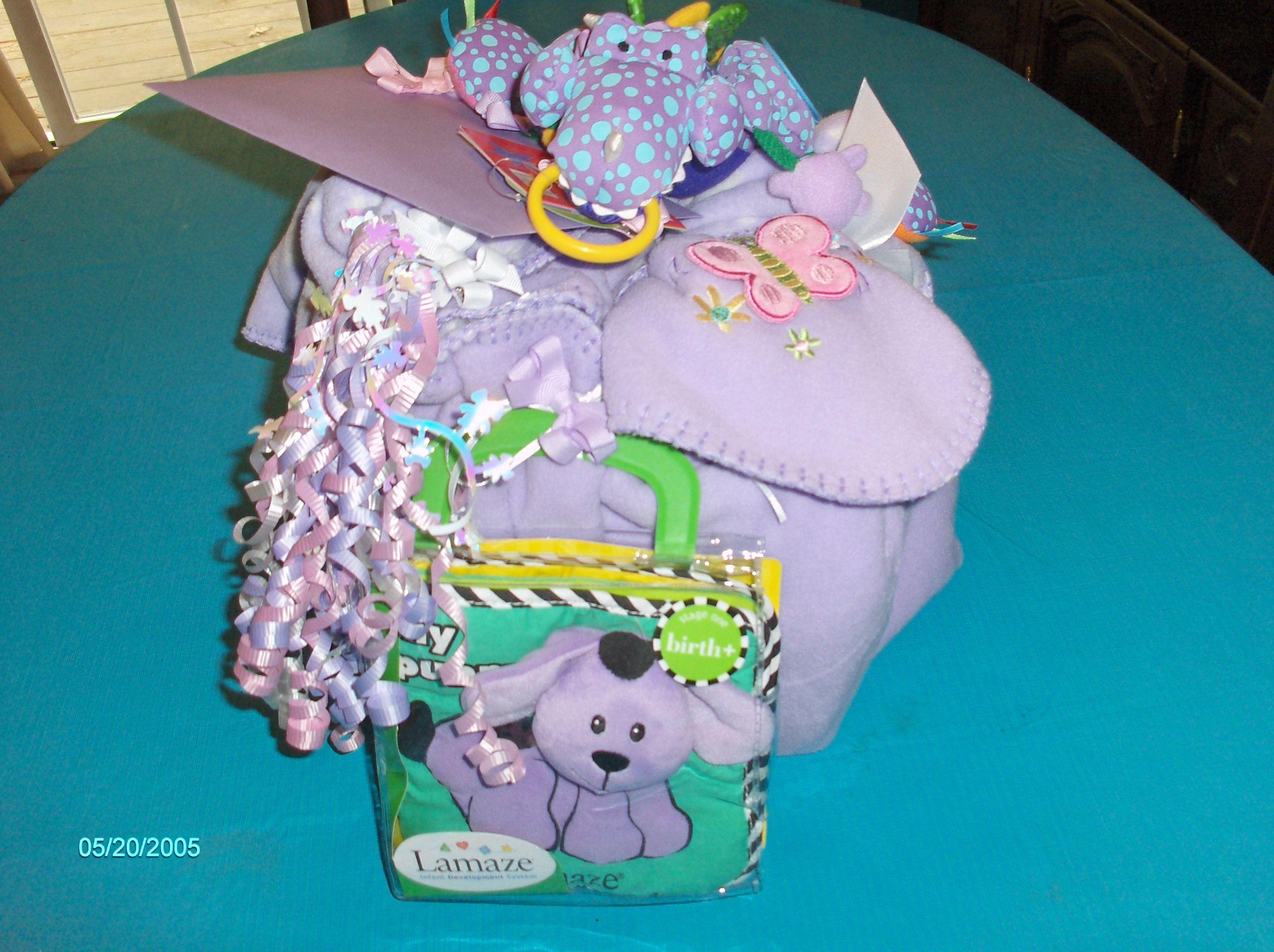 Baby Gift 1 - Baby (Hayley) Gallo