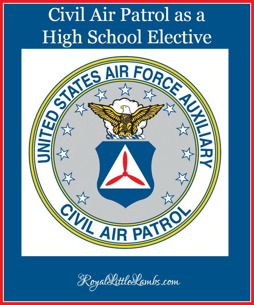 Civil Air Patrol as a High School Elective Civil air