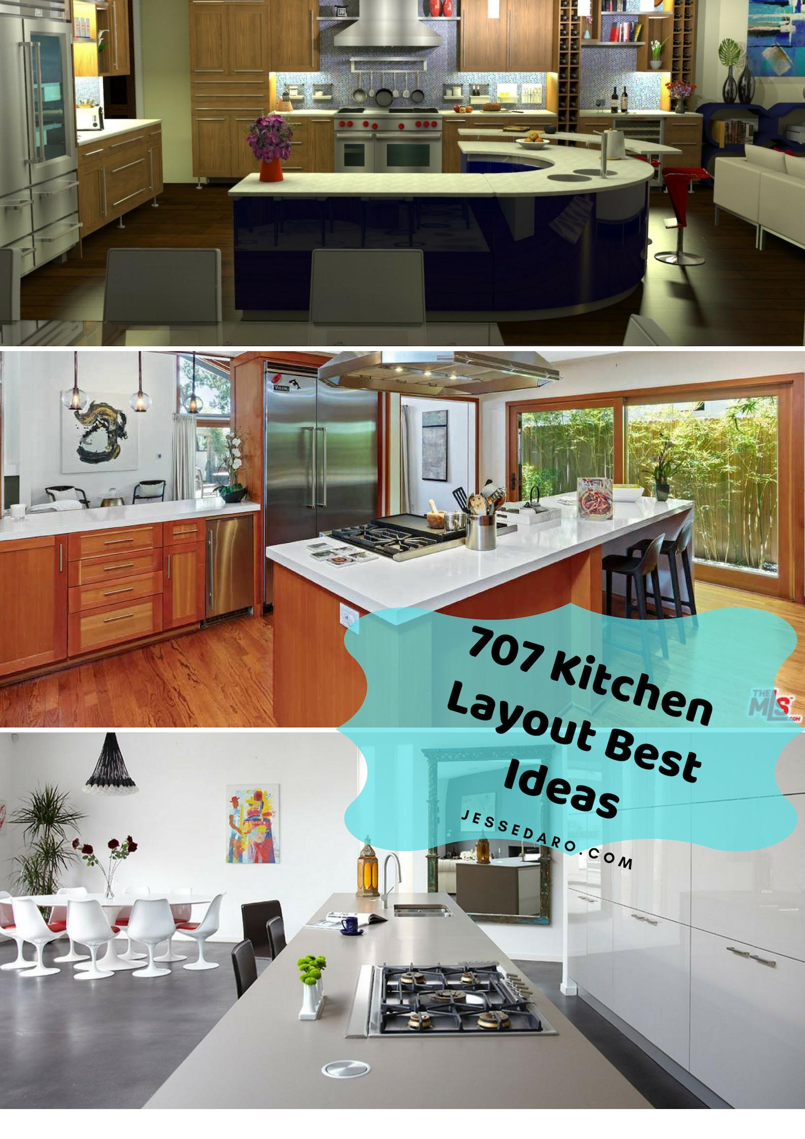 707 kitchen layout best ideas kitchen layout ideas layout rh in pinterest com Kitchen Helper Stool Kitchen Help