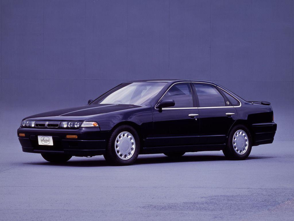 Autech Nissan Cefiro (A31) '199094 セフィーロ, 旧車, 自動車