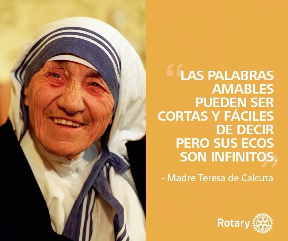 Madre Teresa De Calcuta Frases Mother Teresa Saint