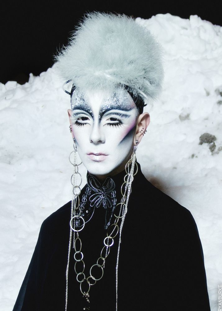 b576a94a After Dark: Meet Ryan Burke, Artist And Nightlife Personality | Ryan ...