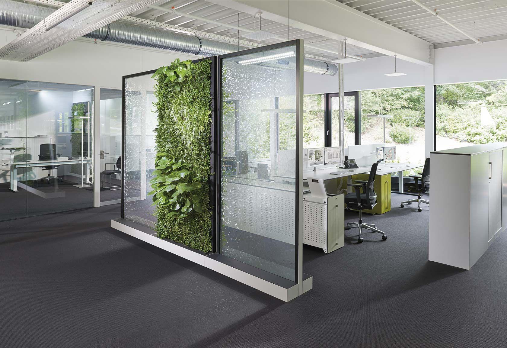 Green and High Tech in e fice mercial Interior Design News