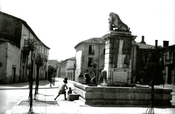 Fuente de San Isidoro