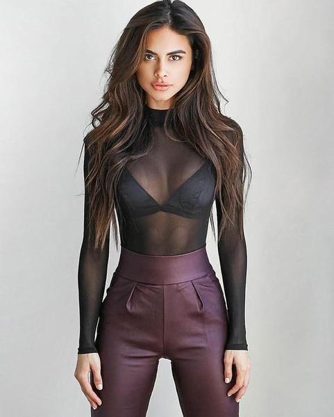 Women Sexy Lingerie Nightwear Underwear G String Lace Sling Sleepwear Teddies Bodysuits