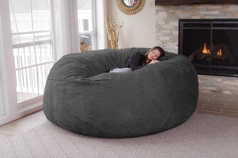 riesiger chillsack wohnzimmer pinterest einrichtung wohnideen und einrichtungsideen. Black Bedroom Furniture Sets. Home Design Ideas