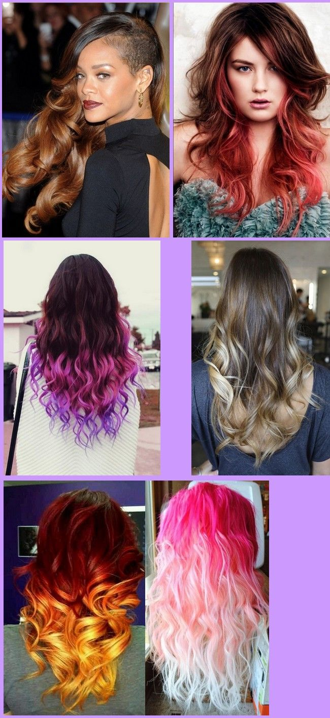 20 Ombre Hair Color Ideas