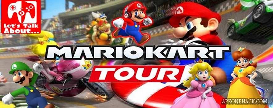 Mario Kart Tour Apk (with Account) v1.1.1 Android Download