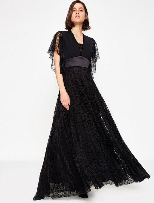 4e8b4e1cf96a9 Dilek Hanif for Koton Elbise   mezuniyet   Elbise modelleri ...
