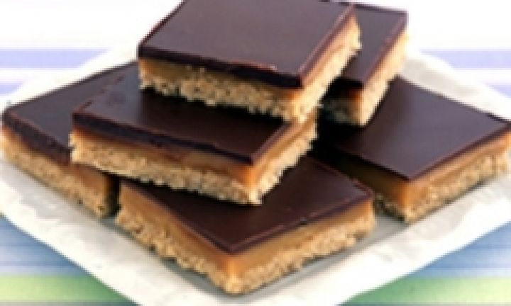 Caramel Slice Recipe Chocolate Caramel Slice Raw Caramel Slice Caramel Slice