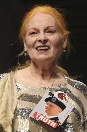 Vivienne Westwood macht kurzen Prozess: Das ist jetzt wirklich Punk! – People International – Blick