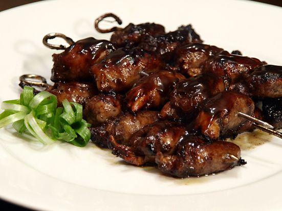 Yakitori Hatsu Recipe Chicken Pinterest Grilled Chicken