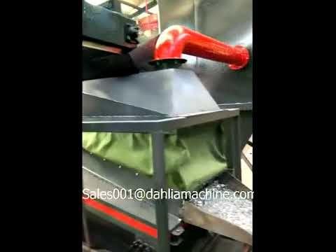 Scrap Radiator Copper Separating Machine/used Air