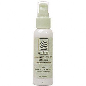 Nucelle Sunsense Sunscreen Spf 30 2 Fl Oz By Nucelle 28 08 Vitamins A And E And Aloe Soften And Pro Daily Sunscreen Sunscreen Moisturizer Facial Sunscreen