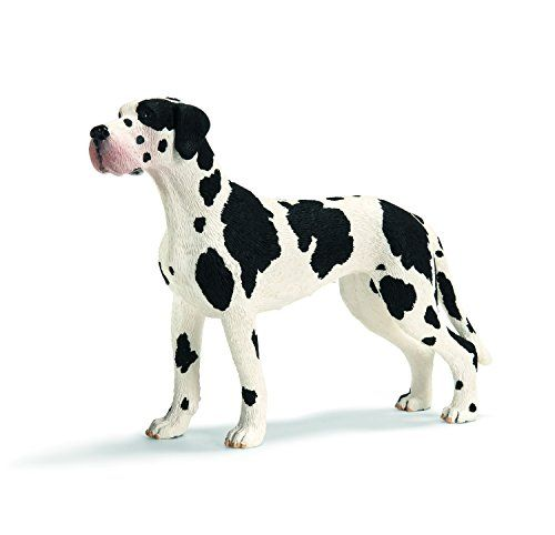 Schleich Female Great Dane Toy Figure This Is An Amazon