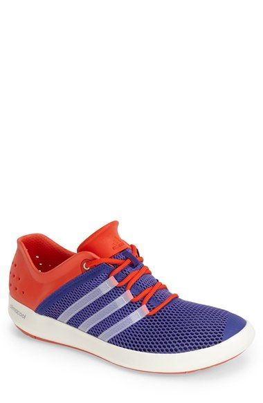 adidas 'CLIMACOOL® Boat Pure' Water Shoe (Men) | Nordstrom