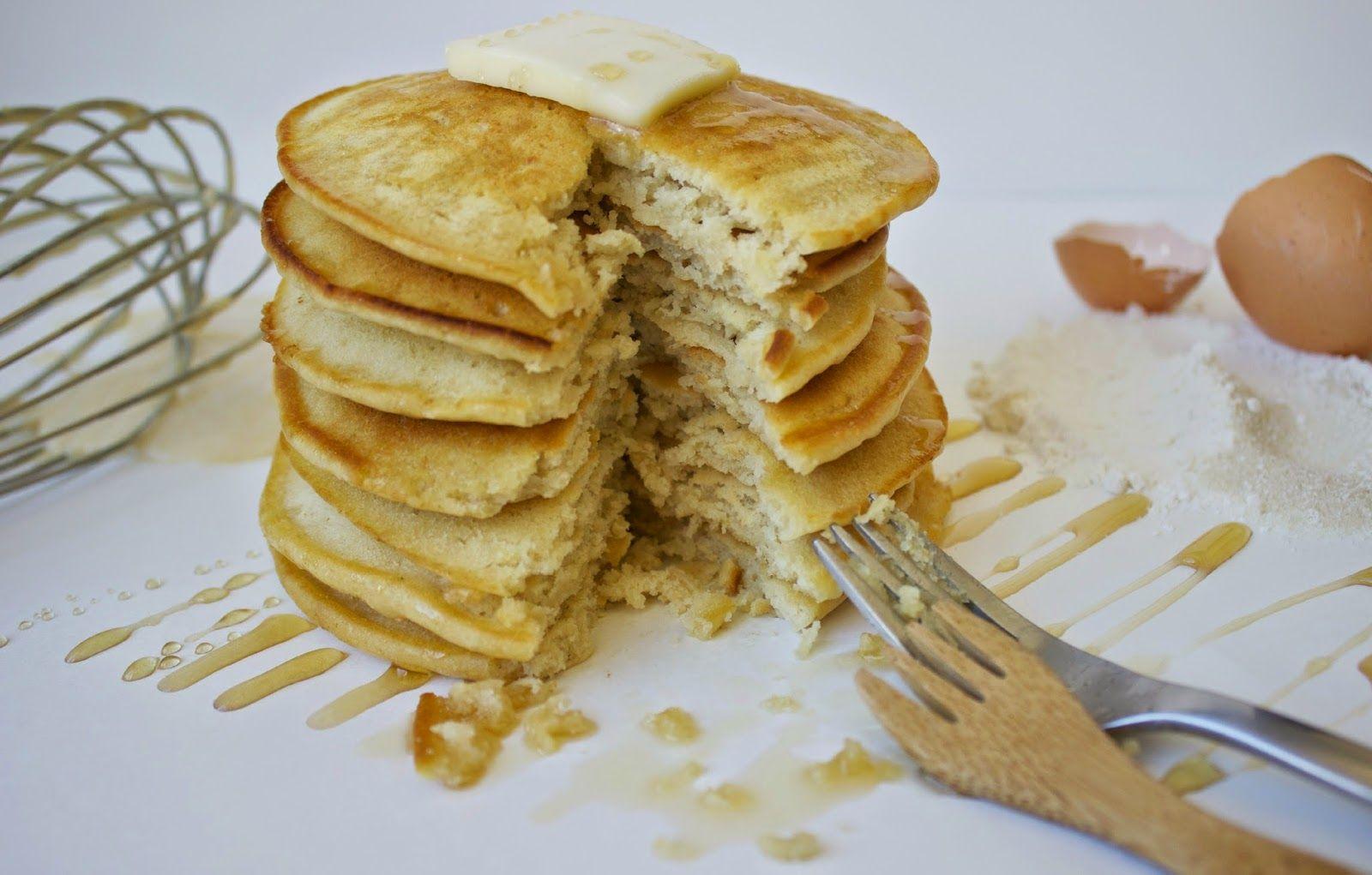 Baby Boy Bakery .: Jacqui & Ryan's Go-To Pancakes Breakfast dishes, Breakfast bites, Eat breakfast