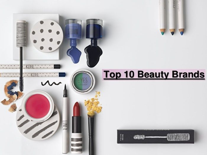 10 Best Beauty Brands in the World under Budget | Beauty