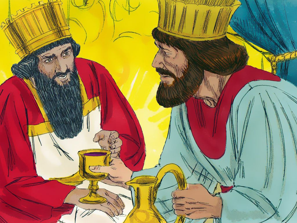 Nehemiah worked as a trusted cupbearer to King Artaxerxes, who ruled ...