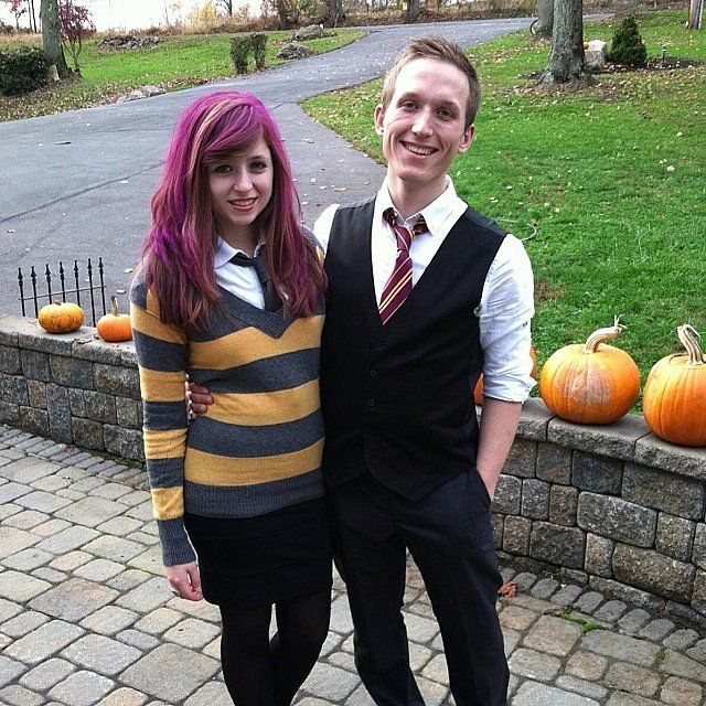 50 Last Minute Couples Costumes That Require Little To No Effort
