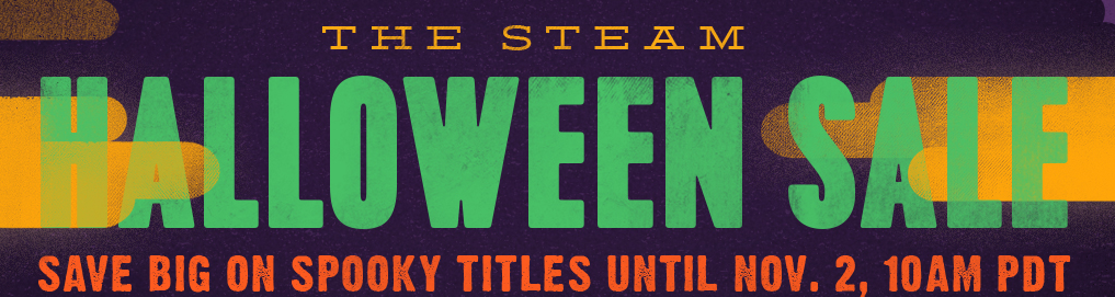 UpTo 85 Off Games at Steam's Halloween Sale Halloween