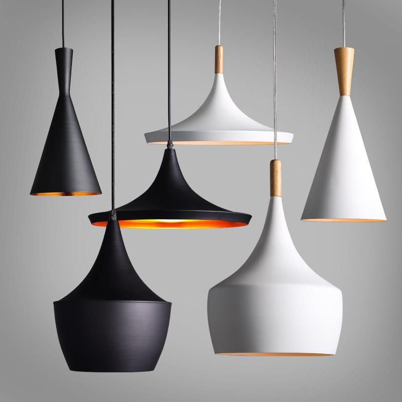 Replica Tom Dixon Beat Lights Modern Lamp Iron Pendant Lamps Pendant Light