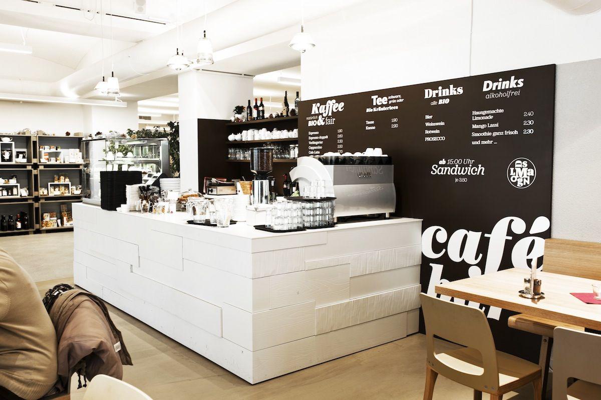 mangolds cafe by moodley - Black Cafe Decor