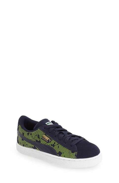 new arrival fa982 97d8d PUMA  Night Camo  Sneaker (Toddler, Little Kid   Big Kid)