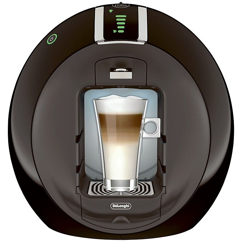 This Is The NESCAFE Dolce Gusto Circolo Which Very Futuristic Coffee Machine Made By DeLonghi It A Single Serve That Uses Pods