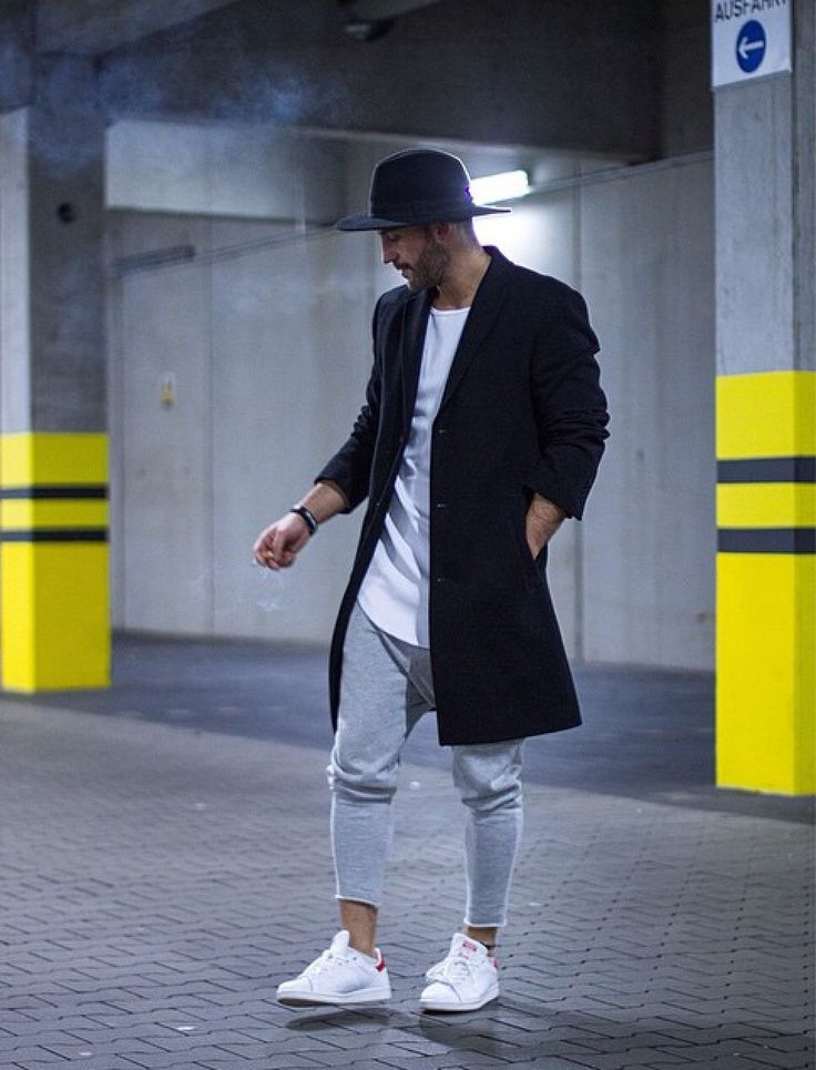 Stan Smith Men Outfit | Style