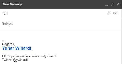 Gmail Signature Design Create Email Signature Email Signatures Gmail