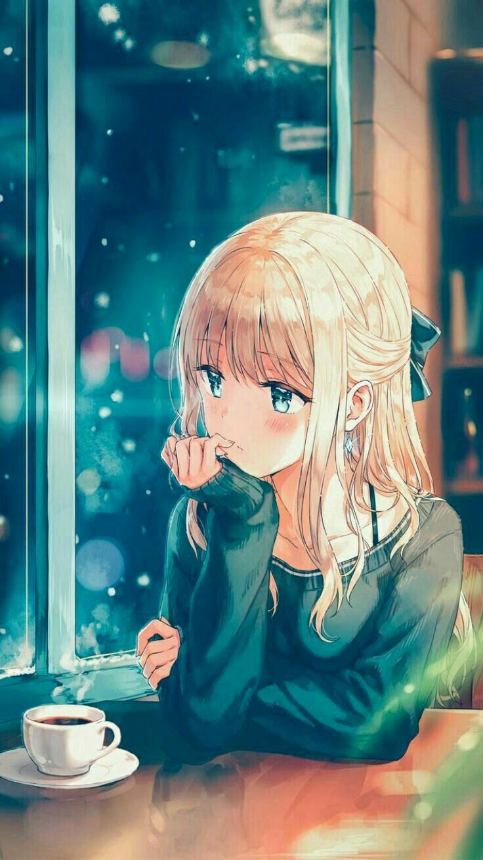 Anime Wallpaper Gadis Animasi Manga Anime Seni Anime