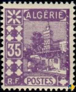 Timbre Poste n° 44