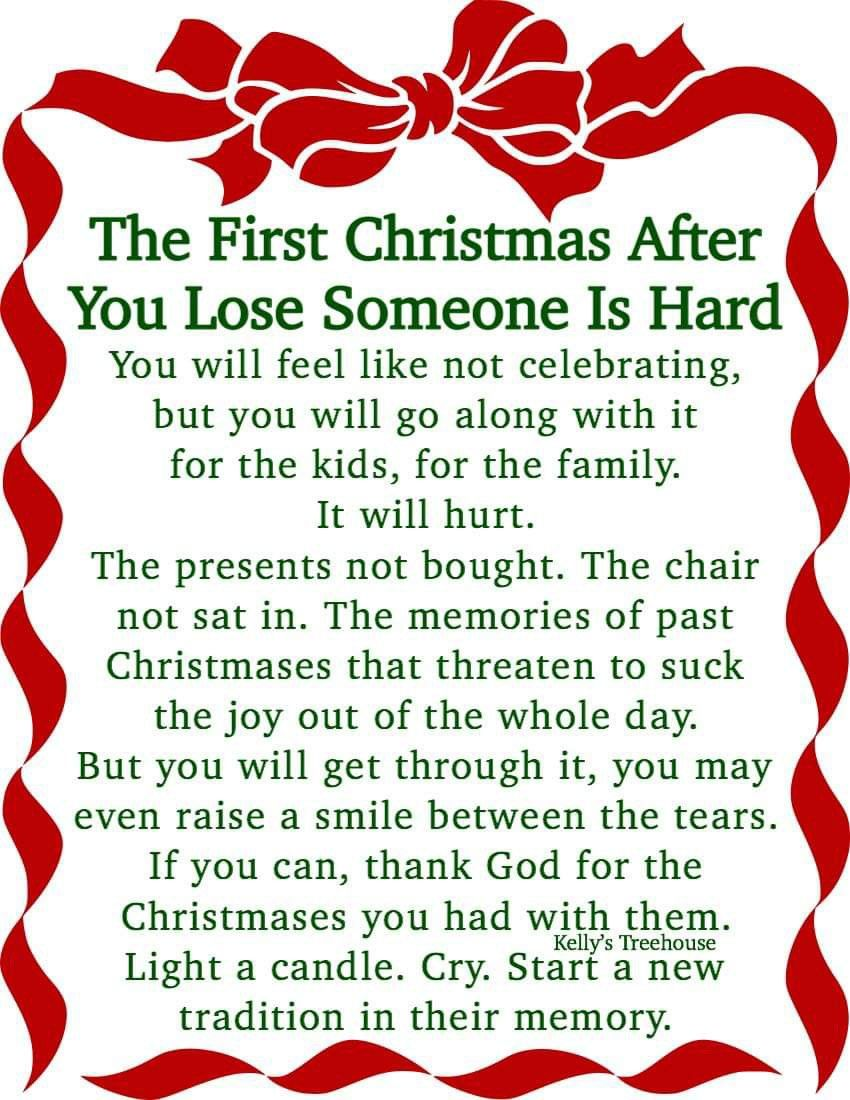 The First Christmas After Mom Quotes Merry Christmas In Heaven Mom In Heaven