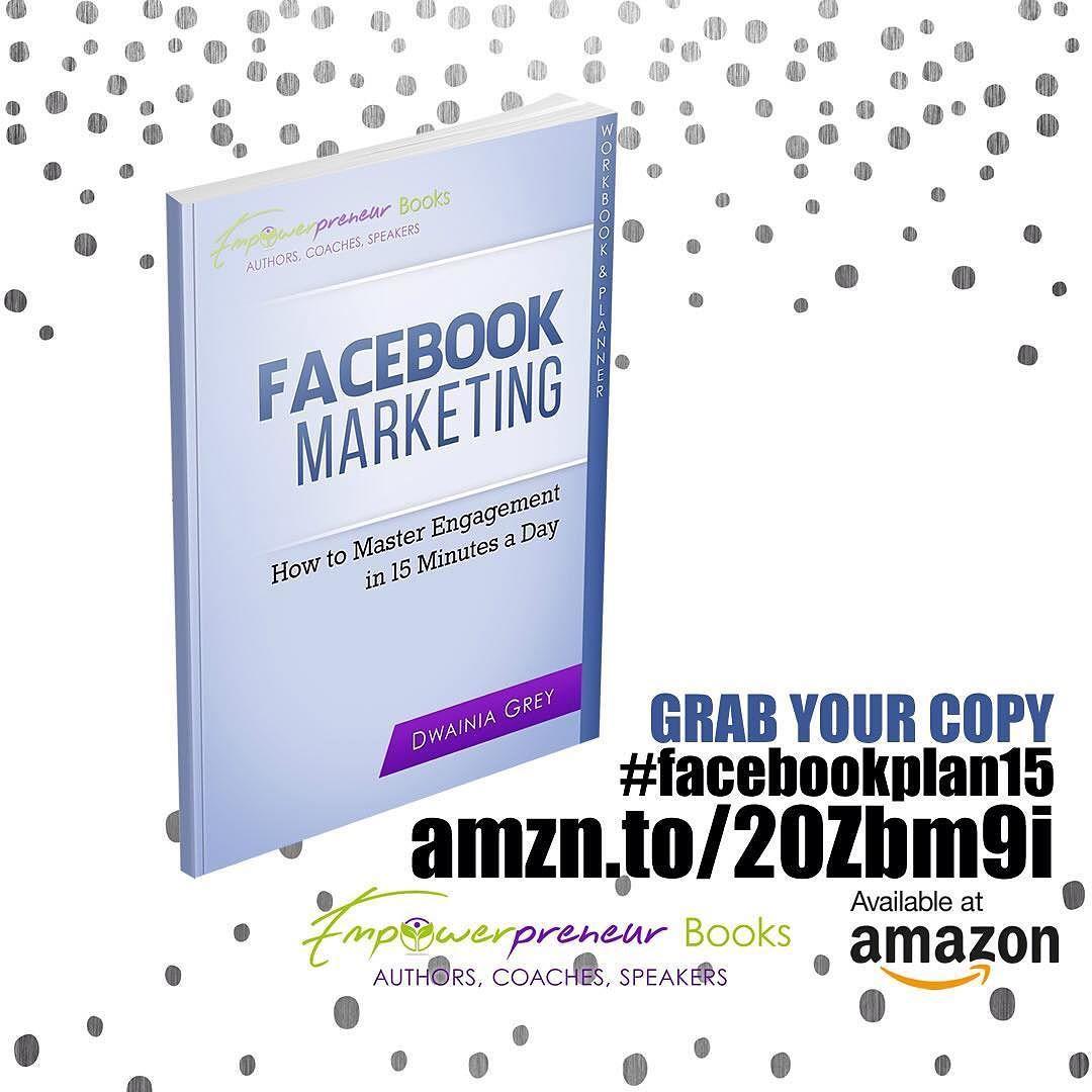 Facebook Marketing Workbook and Planner #facebook #socialmedia #facebookplan15 #planner #amazon