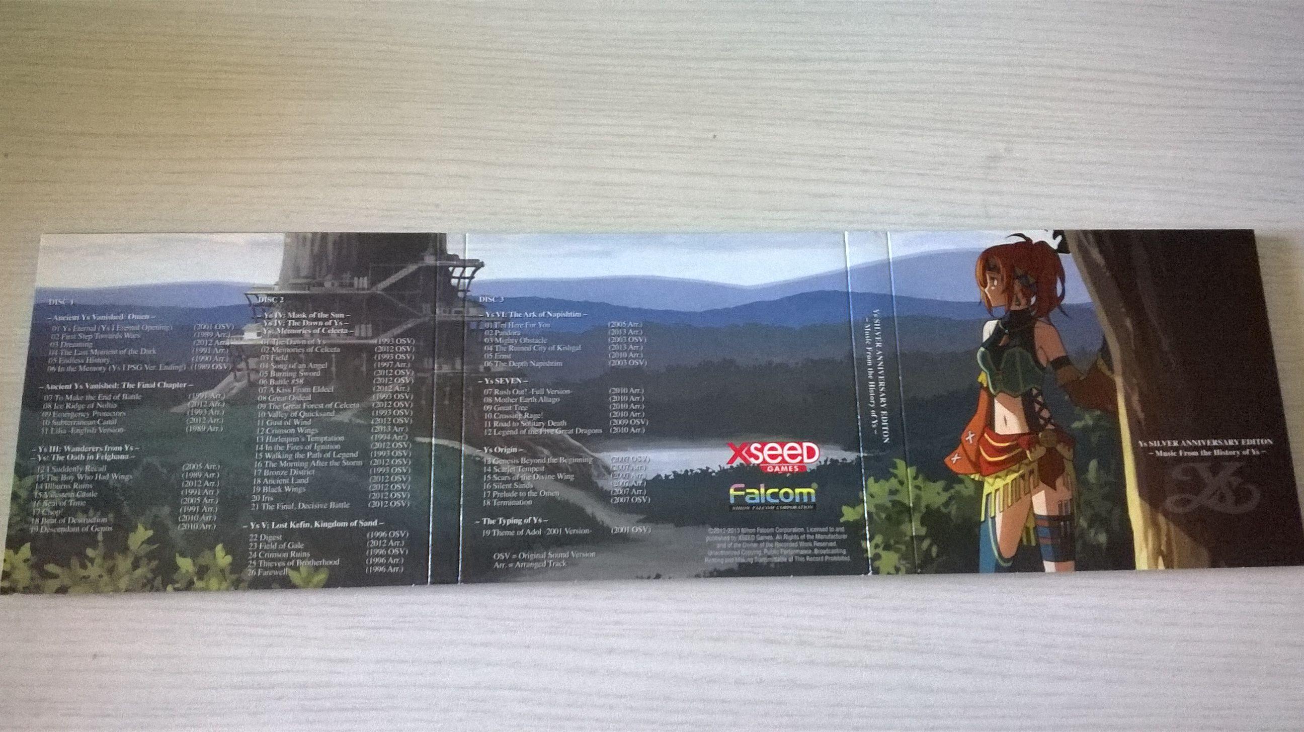 Vendo jogos DS e 3DS, CDs de OSTs (+Dragon Quest, + Castlevania, e outros) C8b19b04a9494fb993179319e46b40b3