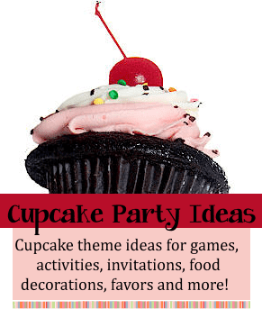 Cupcake Birthday Party Ideas Games Activities And Fun Ideas