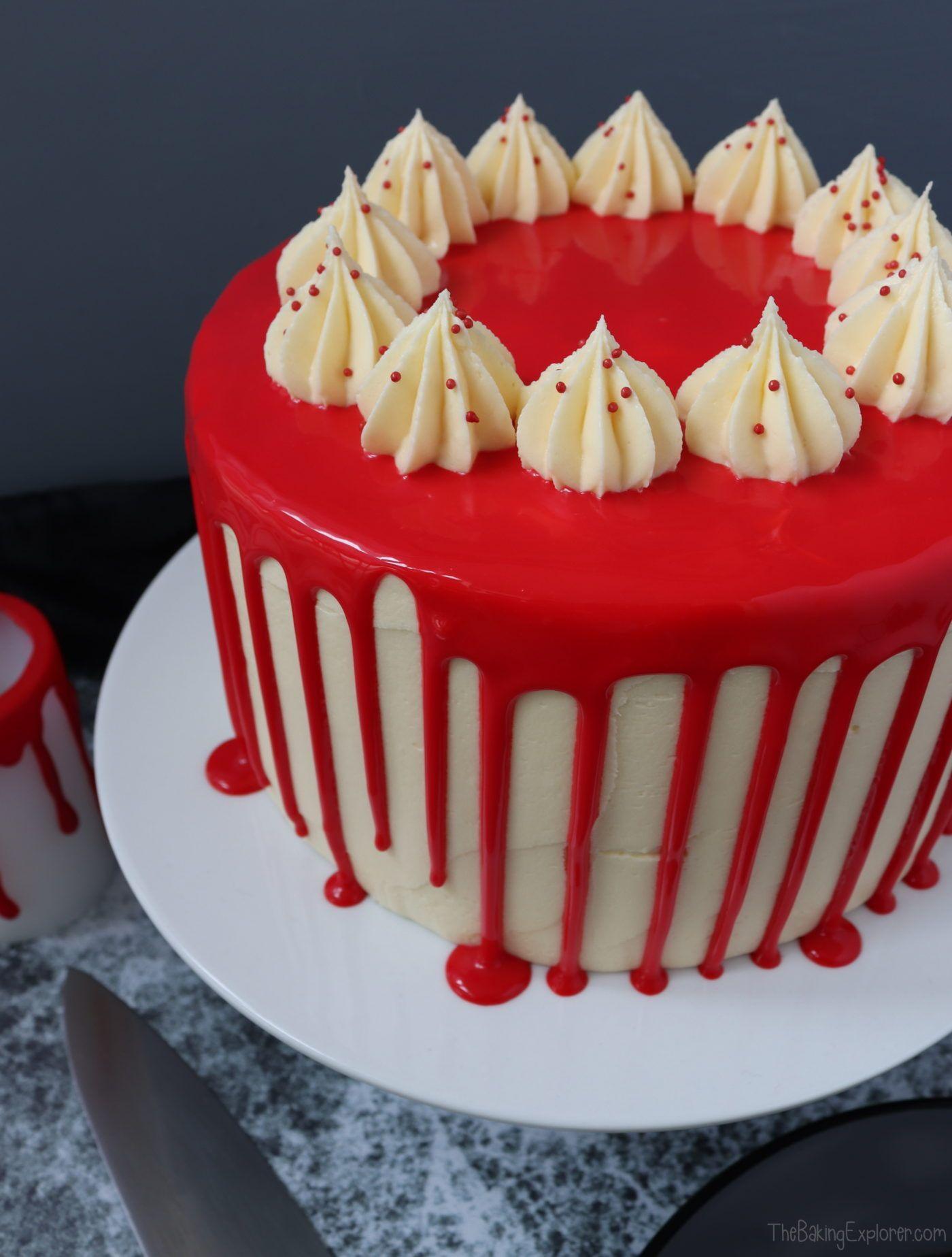 Red Velvet Cake Recipe Red Velvet Birthday Cake Velvet Cake