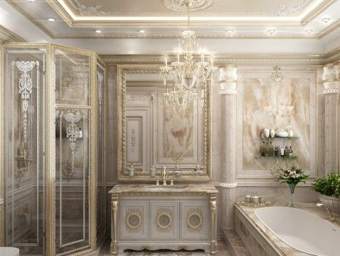 luxury villa in cambodia | beautiful bathroom designs