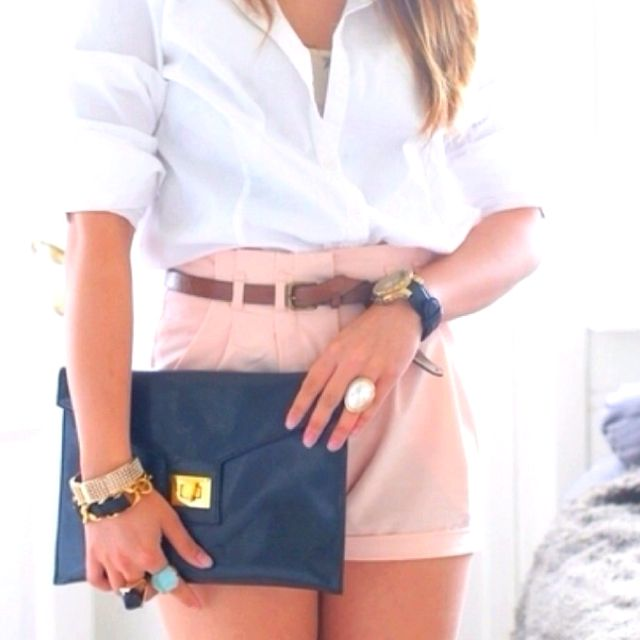 Omg! I want to wear this so bad! Classy <3