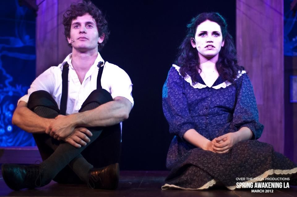 Spring Awakening Over The Moon Productions Spring Awakening Awakening Film Adaptations