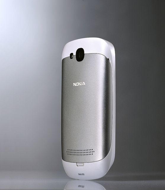 Richard Choi 設計 - Nokia 手機